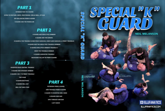 "Special ""K"" Guard by Neil Melanson"