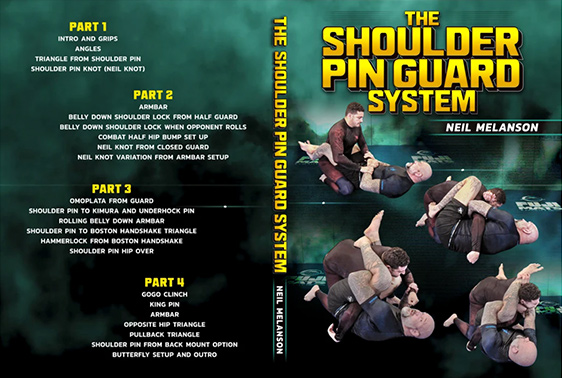 The Shoulder Pin Guard System by Neil Melanson